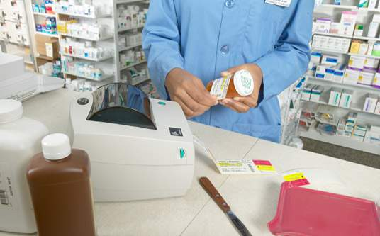 Pharmaceutical Labels: Imprint Enterprises