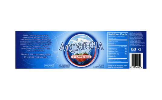 Water Bottle Labels: Imprint Enterprises