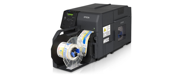Color Label Printer: Imprint Enterprises