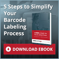 5 Steps to Simplify Your Barcode Labeling Process