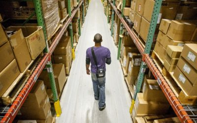 Warehouse Ergonomics: What Role Does Barcode Printing Equipment Play?