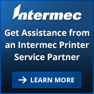 Get assistance from an Intermec Printer Service Partner
