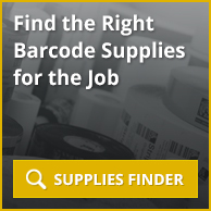 find barcode supplies for Zebra printers