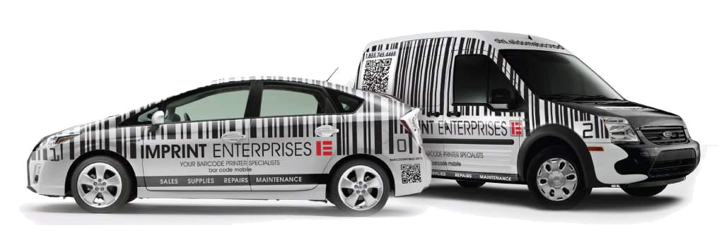 Barcode Repair: Imprint Enterprises