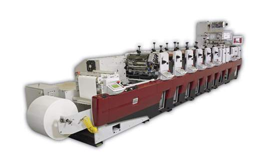 Flexographic Printing for Large Label Runs: Imprint Enterprises