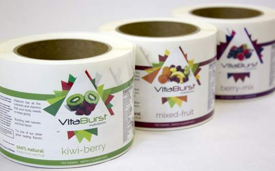 Wellness Product Labels: Imprint Enterprises