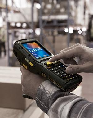Rugged Handheld Computer: Imprint Enterprises