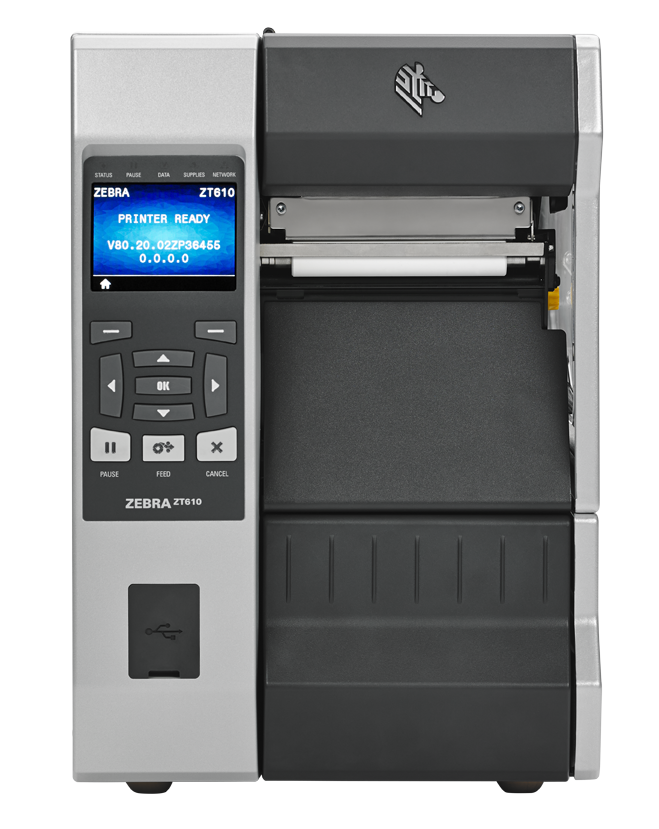 Zebra ZT610 Industrial Printer: Imprint Enterprises