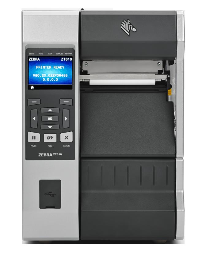 Zebra ZT610 Industrial Printer: Imprint Enterprises