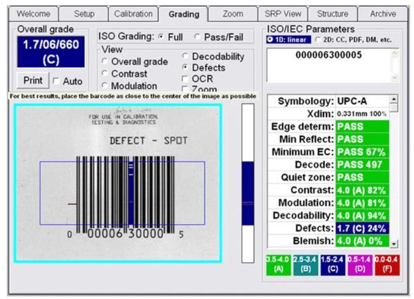 Microscan LVS Barcode Verifiers