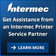 Get assistance from an Intermec Printer Service Partner