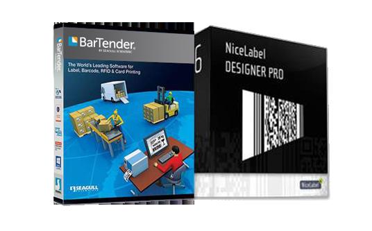 Barcode Label Software: Imprint Enterprises