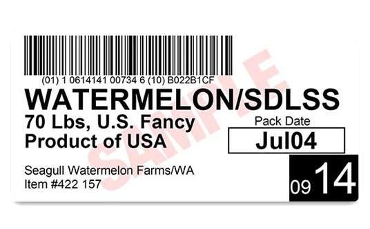 Serialized Barcode Labels: Imprint Enterprises
