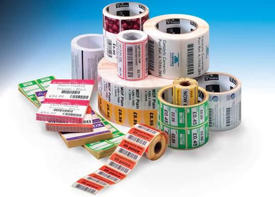 Direct Thermal and Thermal Transfer Barcode Labels: Imprint Enterprises