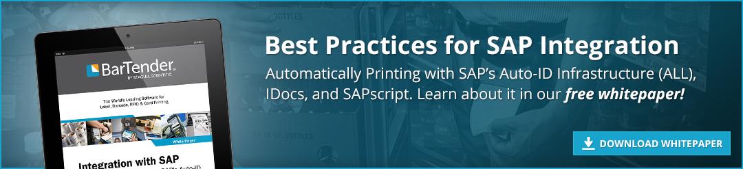 SAP Label Automation: Imprint Enterprises