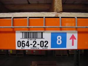 Customized License Plates >> Rack Labels - Imprint Enterprises