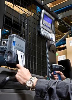 Mobile Label Printer: Imprint Enterprises