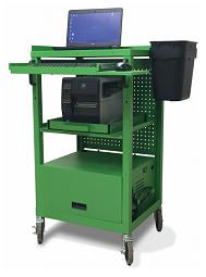 EcoCart Mobile Power Cart: Imprint Enterprises