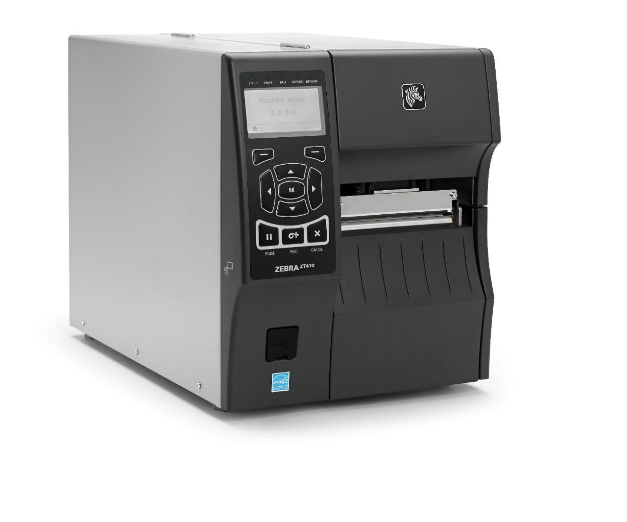 Zebra Scanner Configure